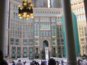 Hotel di Makkah